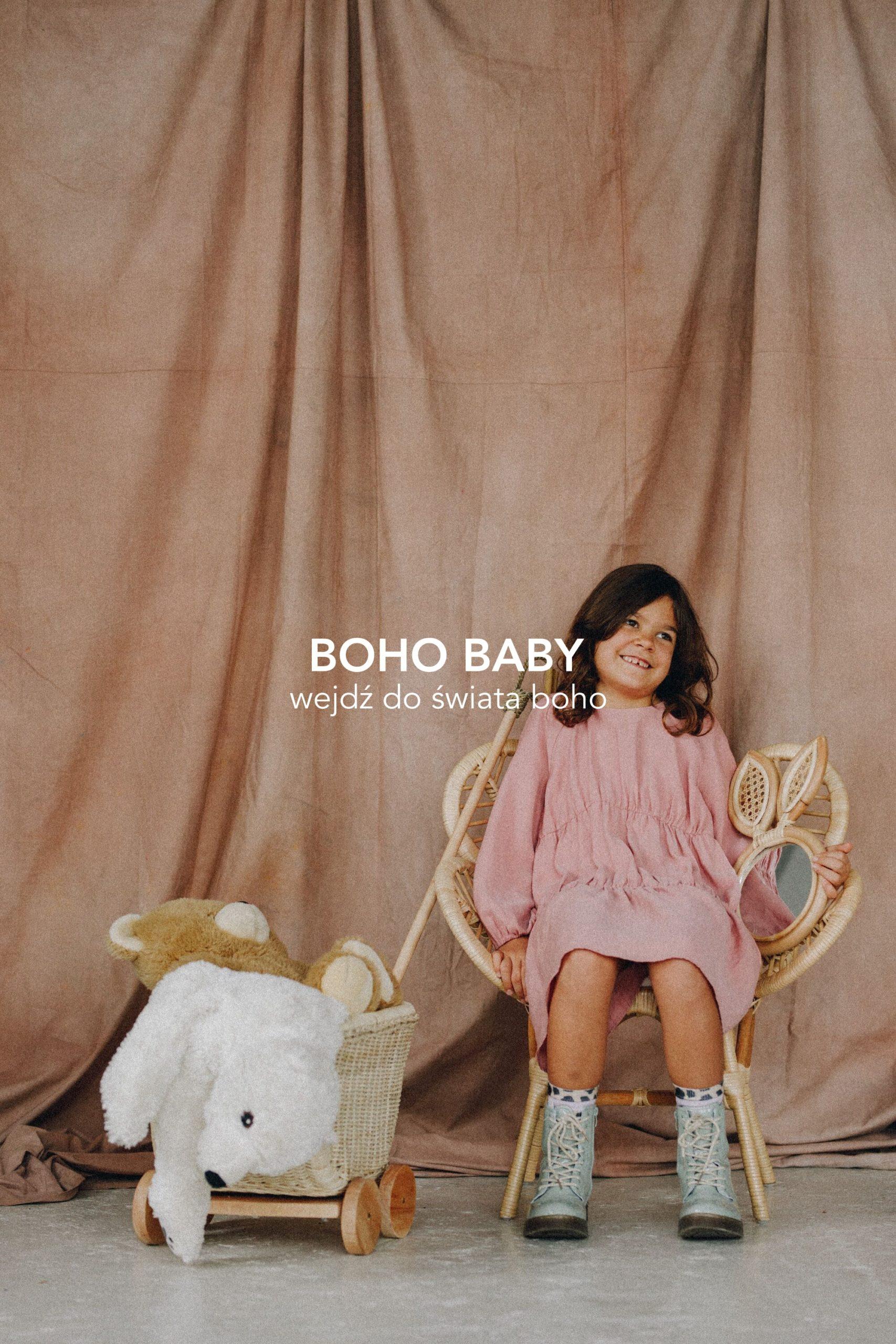 Dodatki i akcesoria dziecięce - BOHO Baby